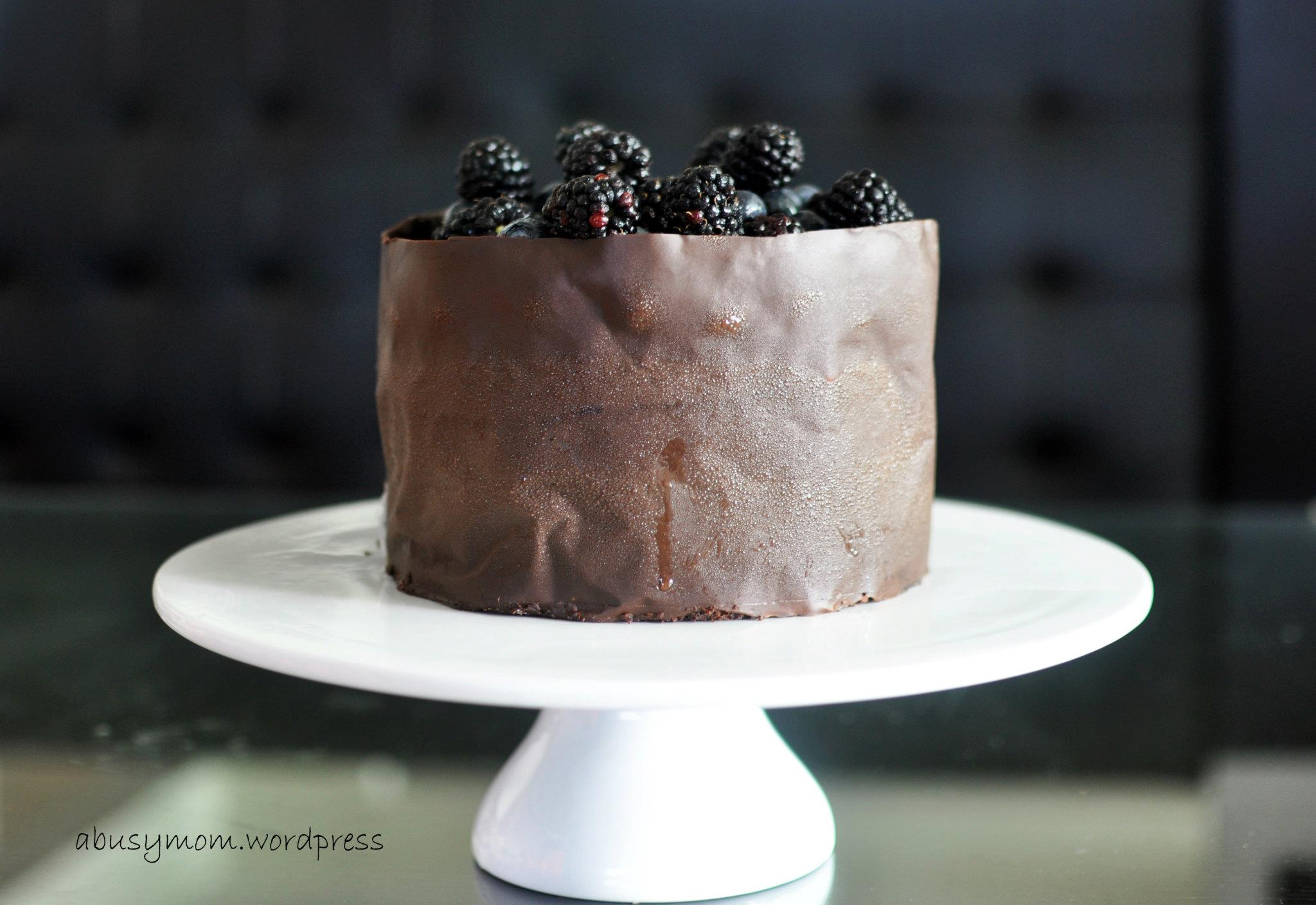 Dark Chocolate Cake Images : Dark Chocolate Cake Abusymom s Blog