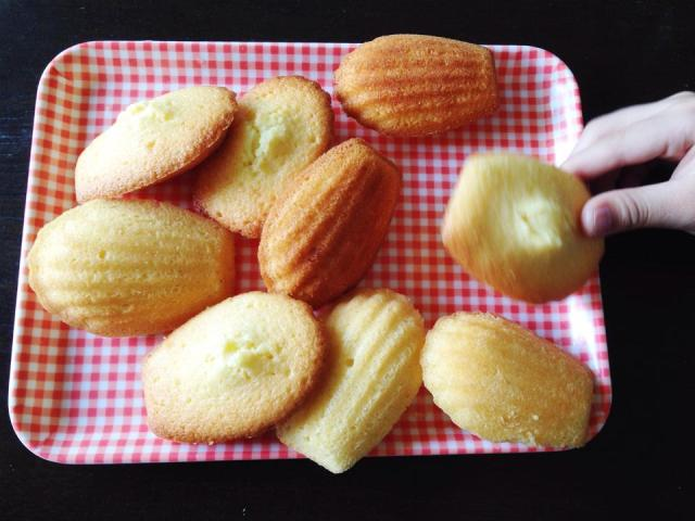 lemon madeleine 1